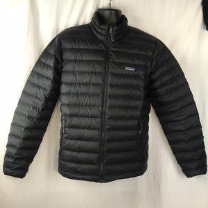 EUC/NWOT? Black Patagonia Goosedown Puffer Jacket
